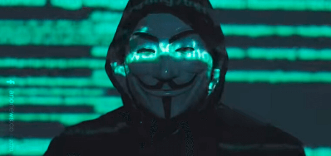 Anonymous Hackers Make A Comeback By Threatening To Expose Crimes